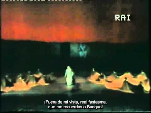 Verdi MACBETH Cappuccilli,Verret,Ghiaurov,Lucheti -Abbado 1975 Scala sub español(leonora43)