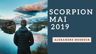 ♏️ Scorpion Mai 2019 (soleil, ascendant, lune) , Tournez vous vers l'avenir 🙌