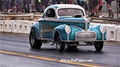 1 Southeast Gassers OFFICIAL Race Recap Shadyside Dragway