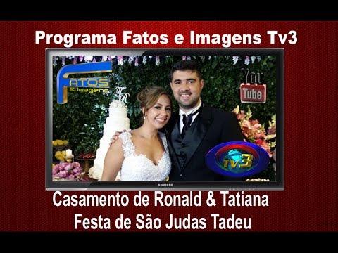 Fatos e Imagens programa Inédito 14 11 2016 no Ar pela TV3.