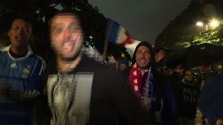 euro-2016: La France Balaye L\\'islande Et Part En Demies
