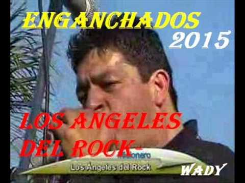 los angeles del rock-enganchados varios 2015