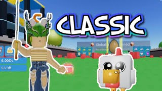 Roblox Unboxing Simulator NEW CLASSIC AREA O.P.E.N