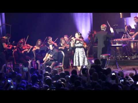 Louna с симфоническим оркестром Глобалис -  Путь к себе 19.11.2015 Крокус Сити Холл г.Москва