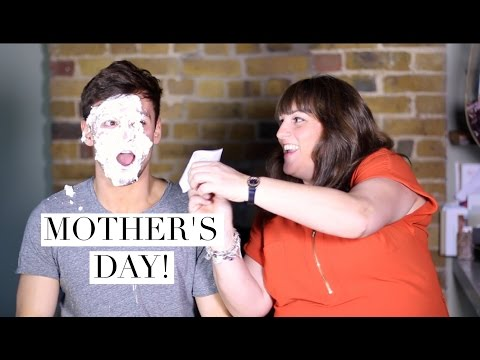 Whipped Cream Pies to the Face! | Mother's Day Quiz Special I Tom Daley