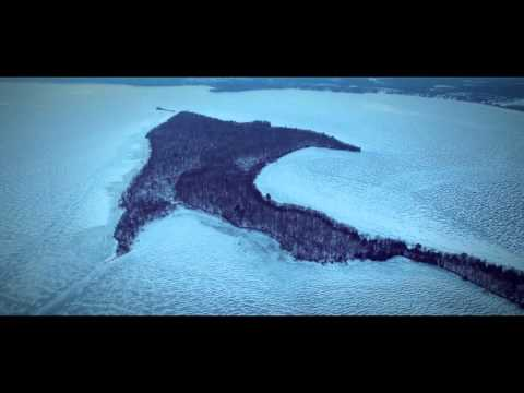 Lake Couchiching Chiefs Island in Orillia, Ontario, Canada Drone [4K]