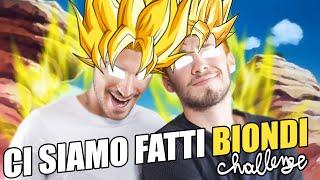 SCOMMESSA PERSA: CI SIAMO FATTI BIONDI! - Matt & Bise