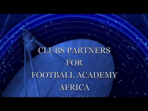 Partners football Academy in Africa
