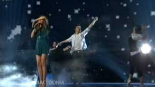 macedonia mojot svet karolina in the final