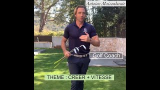 Golf Swing AUGMENTER Votre VITESSE
