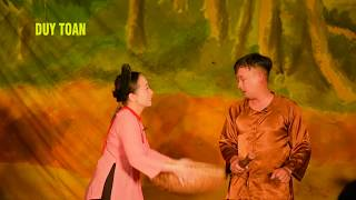 Đối ca trai yên thái gặp gái trường sơn -  Quang Sáng Minh Hạnh