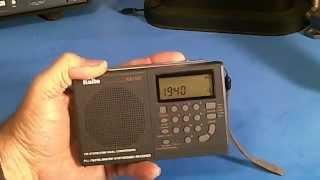 TRRS #0534 - Kaito KA1101 Shortwave Radio
