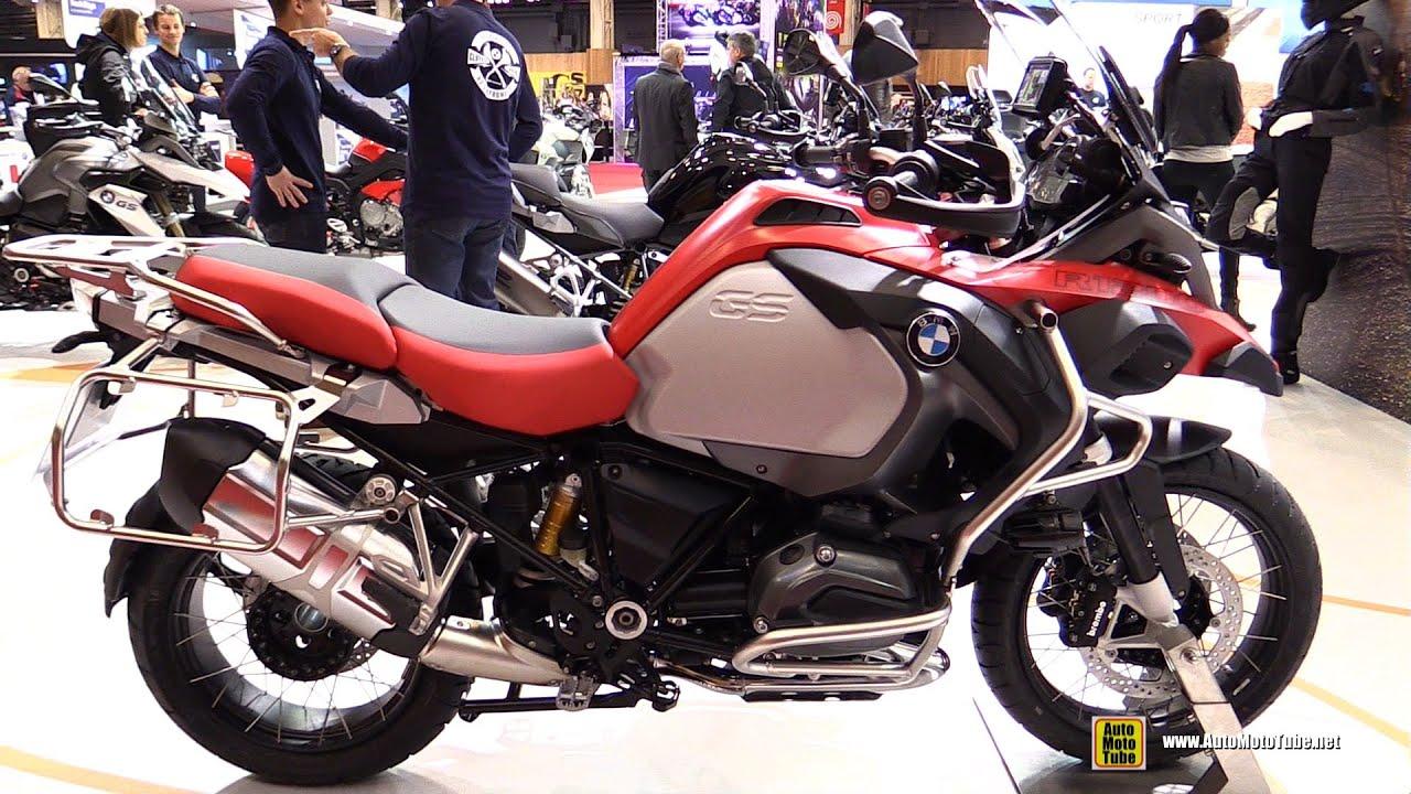 2016 bmw r1200gs adventure walkaround 2015 salon de la moto paris youtube. Black Bedroom Furniture Sets. Home Design Ideas