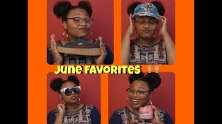 JUNE FAVORITES | Rihanna Creepers, Thug Ave, WildFox, etc.