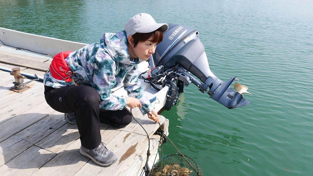 【かぶせ釣り】私が一番好きな食材を、獲りに行きました