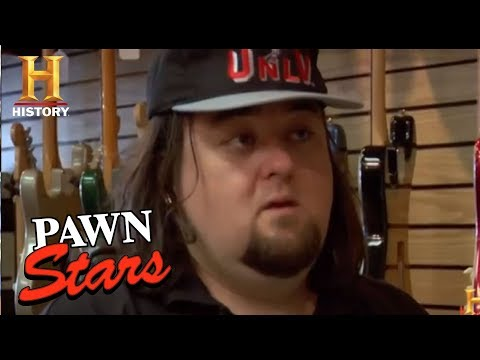 is corey from pawn stars dating anyone
