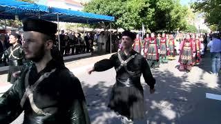Παρέλαση της 28ης Οκτωβρίου στην Καλαμάτα