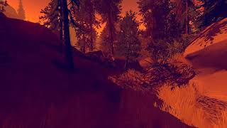 Firewatch: A Calm Let's Play