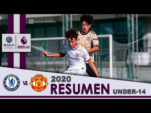 Chelsea FC vs Manchester United Next Gen Mumbai Cup 2020
