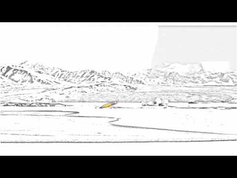 Auto Draw 2: Alsek River, Yukon, Canada