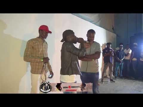 #Rap Marcial - Benguela VS Luanda - Zassala VS Punchlinero