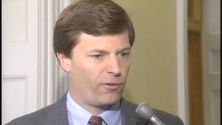 Flashback: Budget negotiations before the 1991 government shutdown