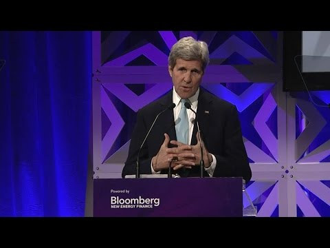 Secretary Kerry on the Future of Energy