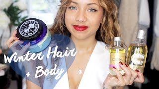My Winter Hair & Body Products! Thumbnail
