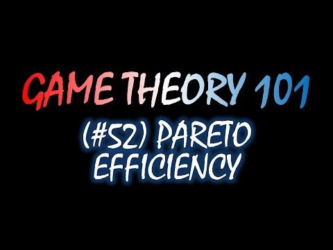 Game Theory 101 (#52): Pareto Efficiency