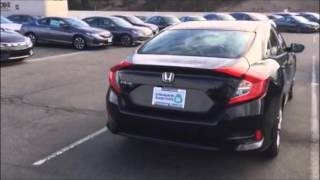 2016 Honda Civic Santa Ana, CA   Honda Civic Santa Ana, CA
