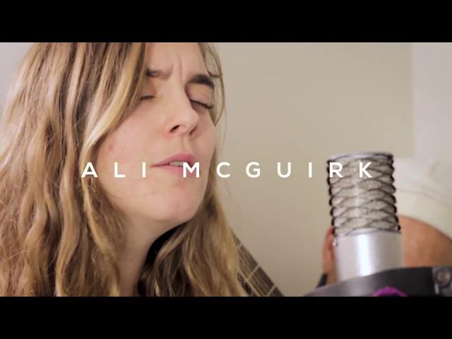 Ali McGuirk: Tiny Bathroom Concert
