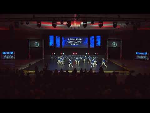 2019 DTU Nationals Finals Large Varsity Jozz Pearl River Central High School