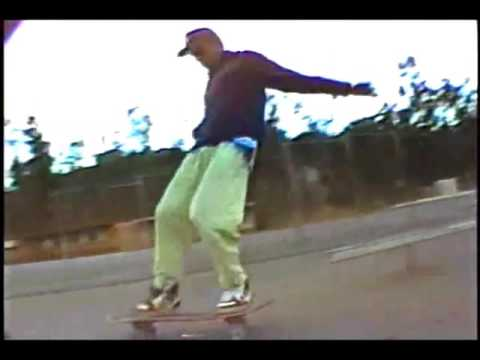 H-Street: HOKUS POKUS (1989) - Matt Hensley