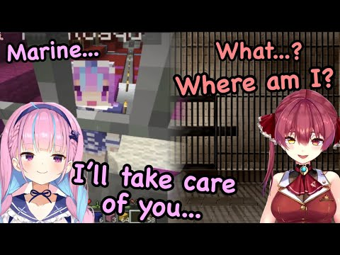 【ENG SUB】Aqua imprisons Marine but gets unexpected counterattack