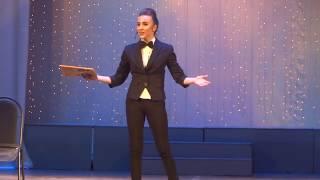 21. Евгения Егорова - Авторское стихотворение