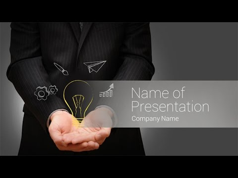 innovation powerpoint template youtube