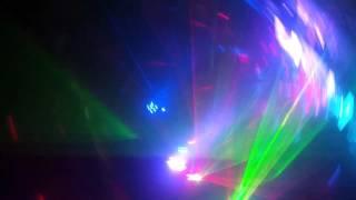 Dj mk Bongaon Hare some lazer show