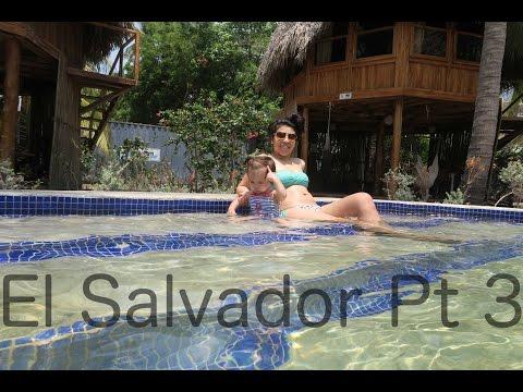 Travel Vlog: 03 El Salvador Pt 3