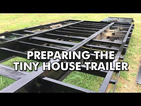 Tiny House Build Step 4