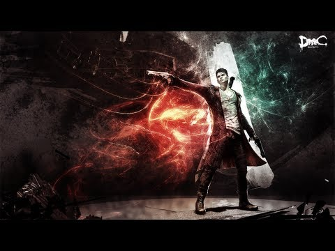 DMC Devil May Cry - Combichrist-Throat Full Of Glass (Single Edit)