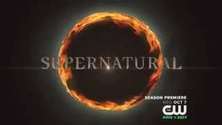 Supernatural 11x01 Inside - Out of the Darkness, Into the Fire