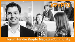 FORUM FÜR DIE KRYPTO MAGAZIN COMMUNITY