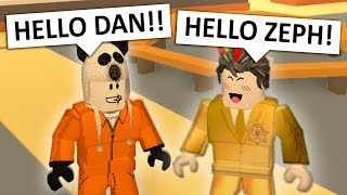 PLAYING ROBLOX WITH DANTDM!!