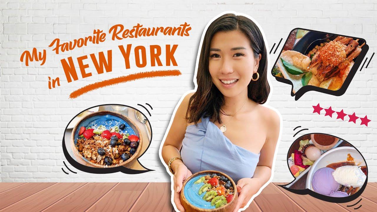 5 Restoran Terbaik Yang Harus Kalian Coba di New York!