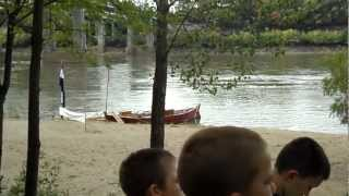Lewis & Clark Expedition Sets up Camp in Jefferson City