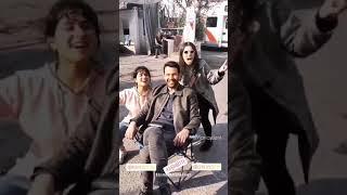 Aşk Bitti - Keremcem (Kimse Bilmez backstage)