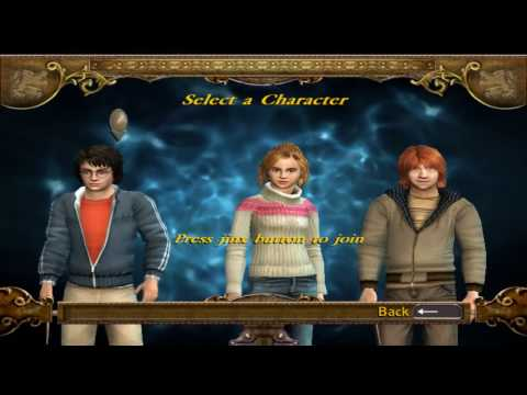 Let's Play: Harry Potter and the Goblet of Fire (PC) - Part 1