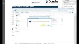 4.0: Lisans Dosyası Yükleme (DD v.)