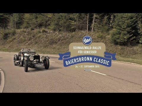 Baiersbronn Classic 2015 - Schwarzwald-Rallye