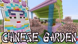 Minecraft Xbox - CHINESE GARDEN!! - Building Time [#73]